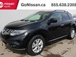 2013 Nissan Murano SL, ONE OWNER, LEATHER, SUNROOF, HEATED SEATS in Edmonton, Alberta