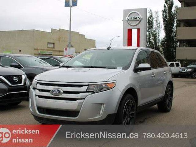 Ford Edge Sel Back Up Camera Awd Low Kms In Edmonton
