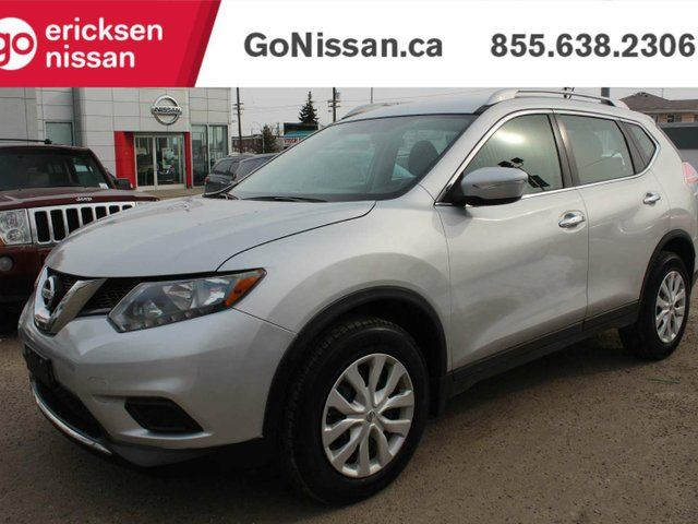 2015 NISSAN Rogue S: AUTO, BLUETOOTH, AWD in Edmonton, Alberta