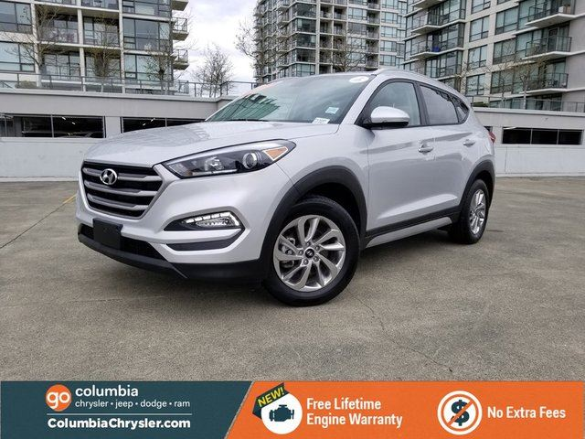 2017 HYUNDAI TUCSON Base in Richmond, British Columbia