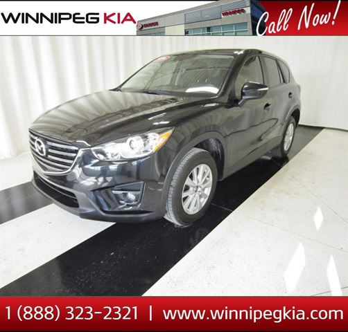 2016 MAZDA CX-5 GS in Winnipeg, Manitoba