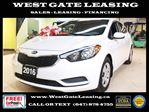 2016 Kia Forte LX  AUTO  BLUETOOTH  CERTIFIED  in Vaughan, Ontario