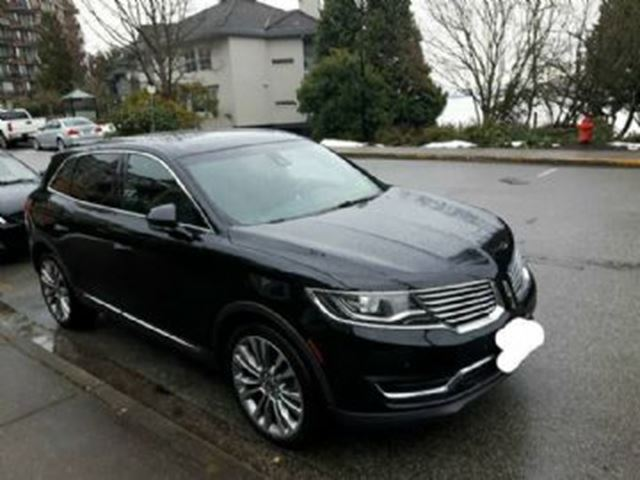 2016 LINCOLN MKX AWD 4dr Reserve 2.7 Ecoboost in Mississauga, Ontario