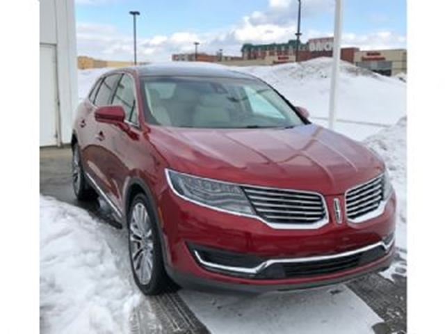 2016 LINCOLN MKX Reserve 2.7L AWD w/ MANY OPTIONS in Mississauga, Ontario