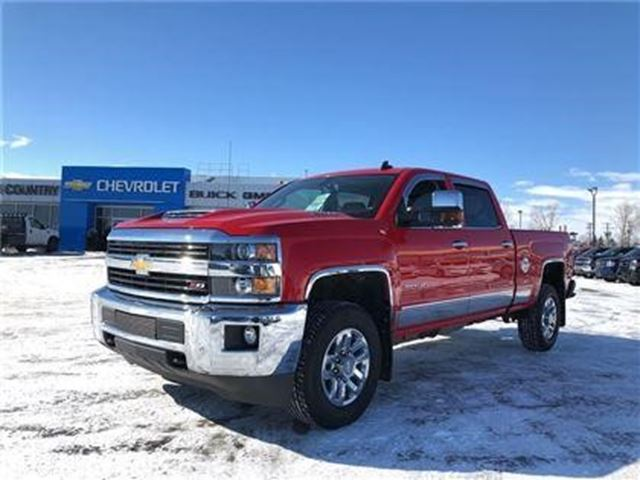 2017 Chevrolet Silverado 2500  LTZ in High River, Alberta