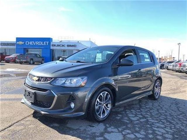 2017 Chevrolet Sonic LT in High River, Alberta