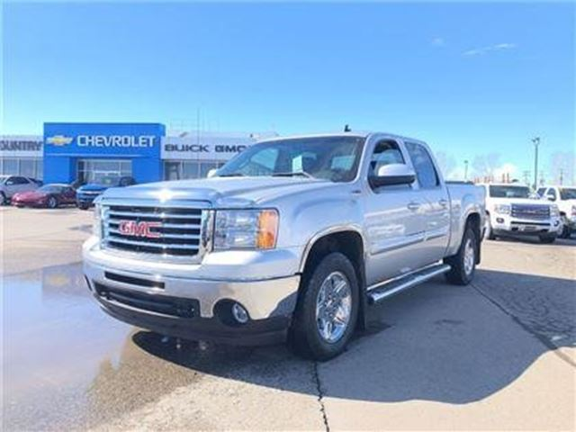 2010 GMC Sierra 1500 SLT in High River, Alberta