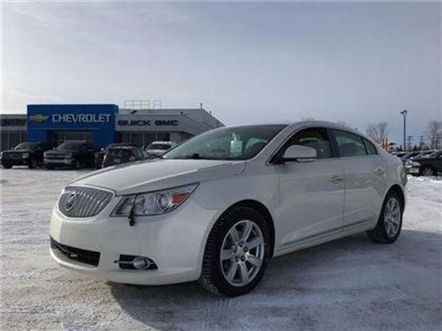 2012 Buick LaCrosse w/1SD in High River, Alberta