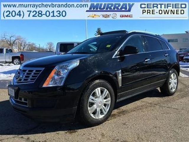 2015 Cadillac SRX Luxury in Brandon, Manitoba