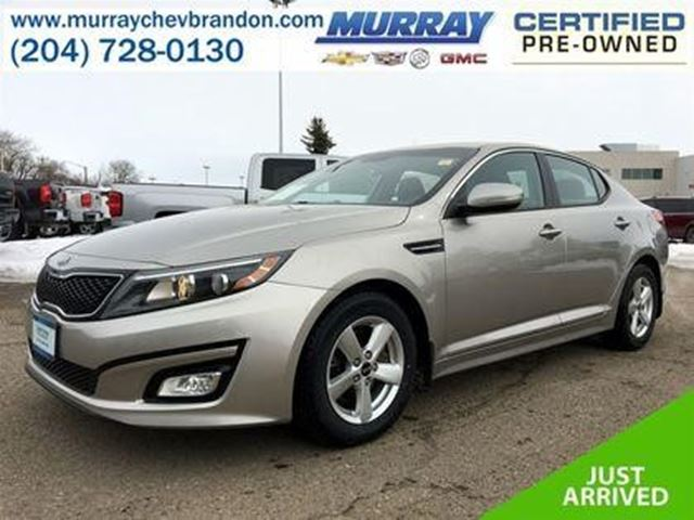2015 Kia Optima LX in Brandon, Manitoba