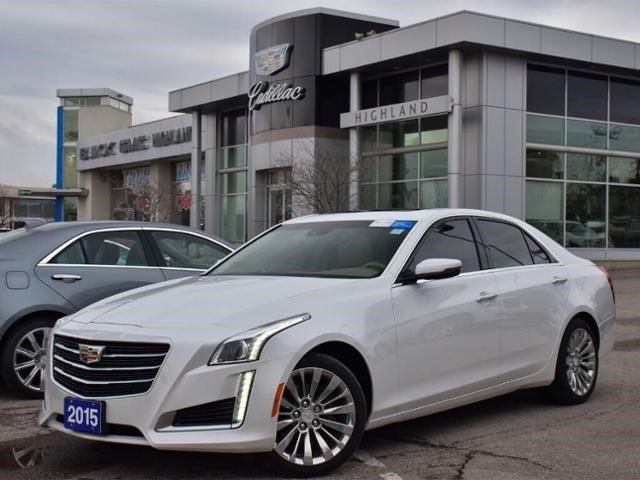 2015 CADILLAC CTS Luxury AWD in Aurora, Ontario