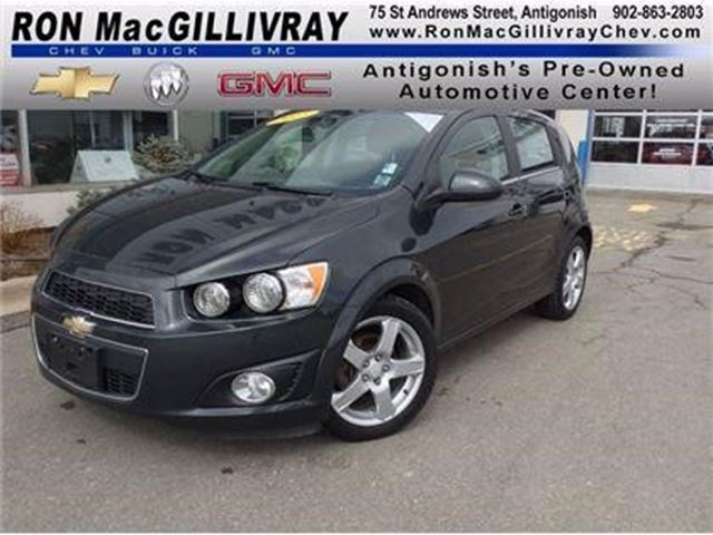 2015 Chevrolet Sonic LT in Antigonish, Nova Scotia