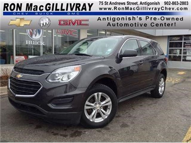 2016 Chevrolet Equinox LS in Antigonish, Nova Scotia