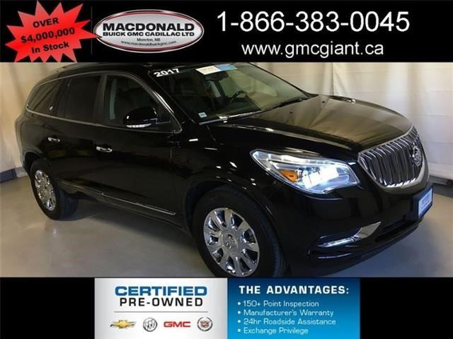 2017 Buick Enclave Leather in Moncton, New Brunswick