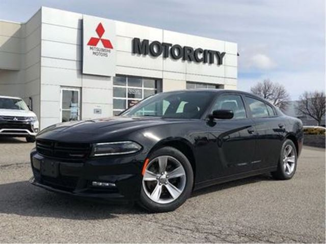 2016 DODGE Charger SXT - Balance of Factory Warranty - in Whitby, Ontario