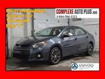 2014 Toyota Corolla S Sport *Full Cuir,Toit ouvrant,Mags in Saint-Jerome, Quebec