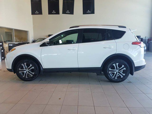 2017 TOYOTA RAV4 LE in Red Deer, Alberta