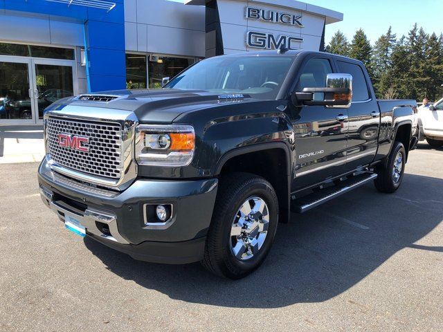 2017 GMC SIERRA 3500  Denali in Victoria, British Columbia