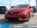 2017 Toyota Corolla iM iM BACK UP CAM HEATED SEATS FANTASTIC FIT AND FINISH in Edmonton, Alberta