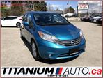 2014 Nissan Versa SL+Camera+Heated Seats+Push Button Start+Traction+ in London, Ontario