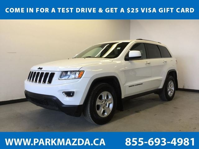 2014 JEEP Grand Cherokee Laredo in Sherwood Park, Alberta