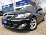 2013 Hyundai Genesis 3.8L  LEATHER  ROOF  CAM  2 SET TIRE in Oakville, Ontario