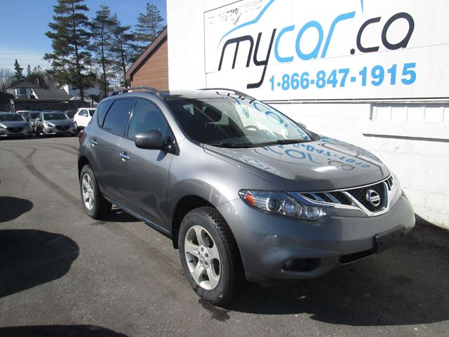 2014 NISSAN MURANO S in North Bay, Ontario