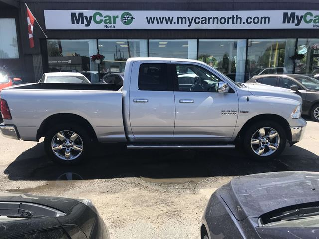 2015 DODGE RAM 1500 SLT in North Bay, Ontario