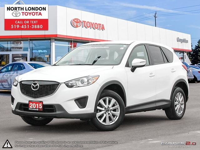 2015 MAZDA CX-5 GX One Owner, No Accidents in London, Ontario