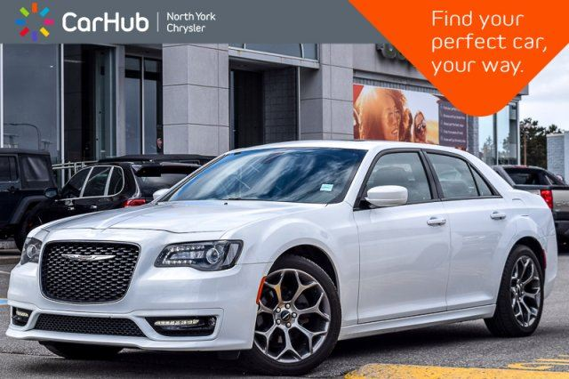 2017 CHRYSLER 300 S Beats Pano_Sunroof Heat Frnt.Seats R_Start Nav Sat 20Alloys in Thornhill, Ontario