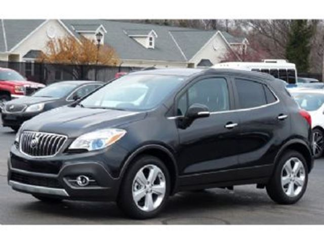 2016 BUICK ENCORE AWD in Mississauga, Ontario