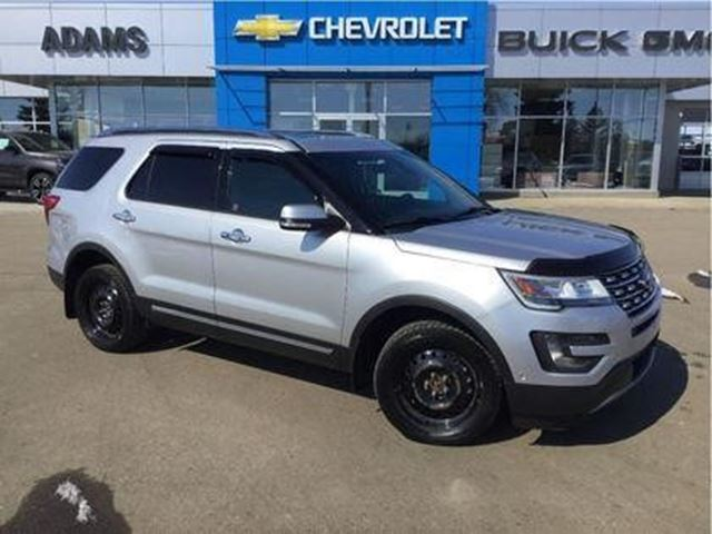 2016 Ford Explorer Limited in Wetaskiwin, Alberta