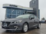 2015 Mazda MAZDA3 Sport GS, Moonroof, Alloys, Nav in Milton, Ontario