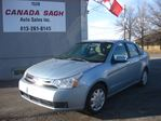 2009 Ford Focus  AUTO , LOADED ALL POWER ! 12M.WRTY+SAFETY $4990 in Ottawa, Ontario