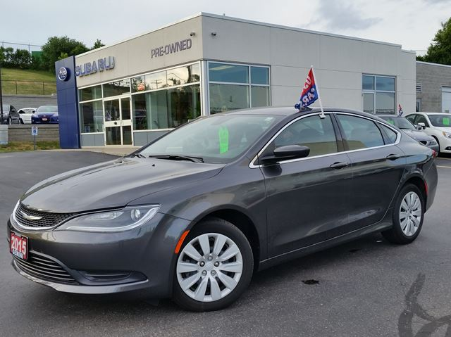 2015 CHRYSLER 200 LX in Kitchener, Ontario