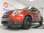 2014 Ford Explorer Limited 4WD with NAV, sunroof, heated/cooled power leather seats, heated steering wheel, heated rear seats, power stow away third row seats,back up cam in Edmonton, Alberta