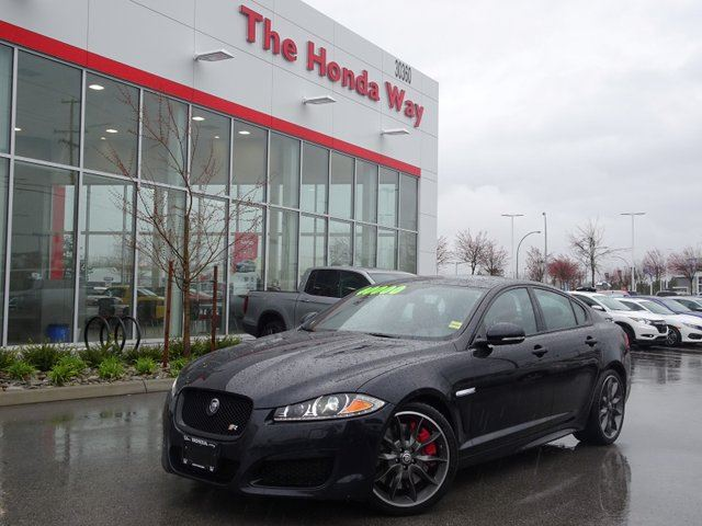 2012 JAGUAR XF XFR in Abbotsford, British Columbia