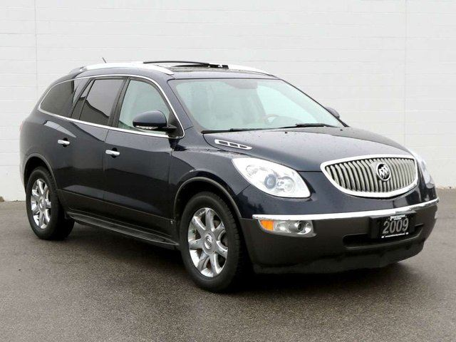 2009 BUICK ENCLAVE CXL All-wheel Drive in Penticton, British Columbia