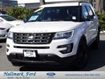 2017 Ford Explorer XLT Sport 4X4 w Nav, Leather, Roof in Surrey, British Columbia