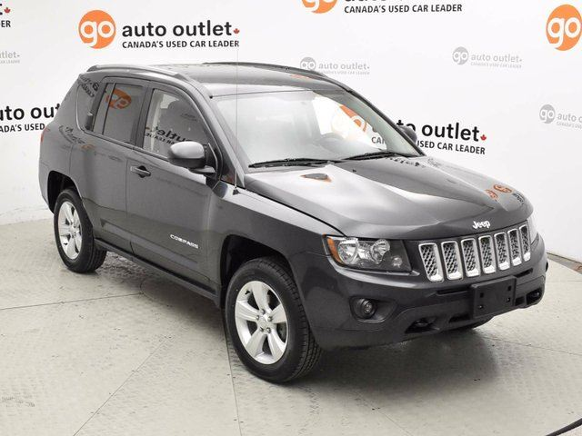 2015 JEEP COMPASS North 4dr 4x4 in Red Deer, Alberta