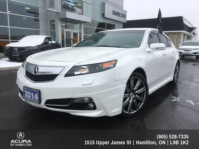 2014 Acura TL A-Spec A-SPEC!  All Wheel Drive !  in Hamilton, Ontario