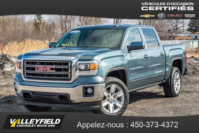 2014 GMC Sierra 1500 SLE in Salaberry-De-Valleyfield, Quebec