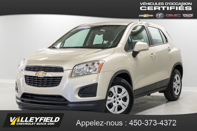 2014 Chevrolet Trax LS in Salaberry-De-Valleyfield, Quebec