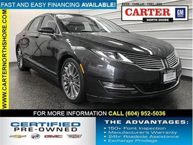 2013 LINCOLN MKZ           in North Vancouver, British Columbia