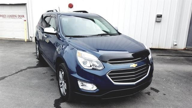 2017 CHEVROLET EQUINOX Premier in Carbonear, Newfoundland And Labrador