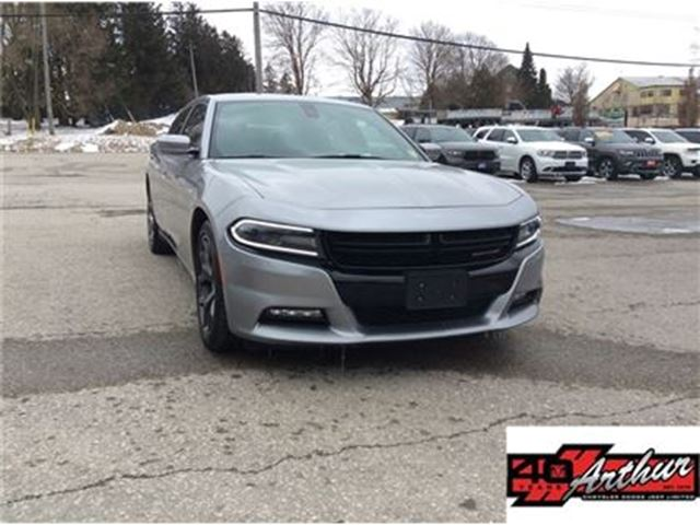 2017 Dodge Charger SXT in Arthur, Ontario