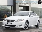 2007 Lexus IS 250 ** Navigation ** Only 65000 km ** in Toronto, Ontario