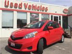 2014 Toyota Yaris LE- B.tooth  Cruise  A/C  Power Windows  Keyless E in Toronto, Ontario