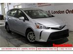 2015 Toyota Prius LUXURY PACKAGE NAVIGATION LEATHER HEATED SEATS in London, Ontario