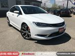 2016 Chrysler 200 C   V6   NAV   LEATHER   ROOF   CAM in London, Ontario